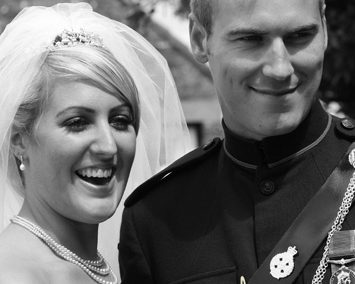 wedding photography military wiltshire hampshire