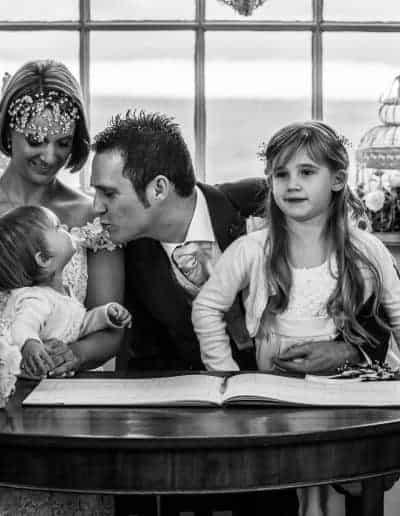 wedding photographer devon haldon belvedere castle