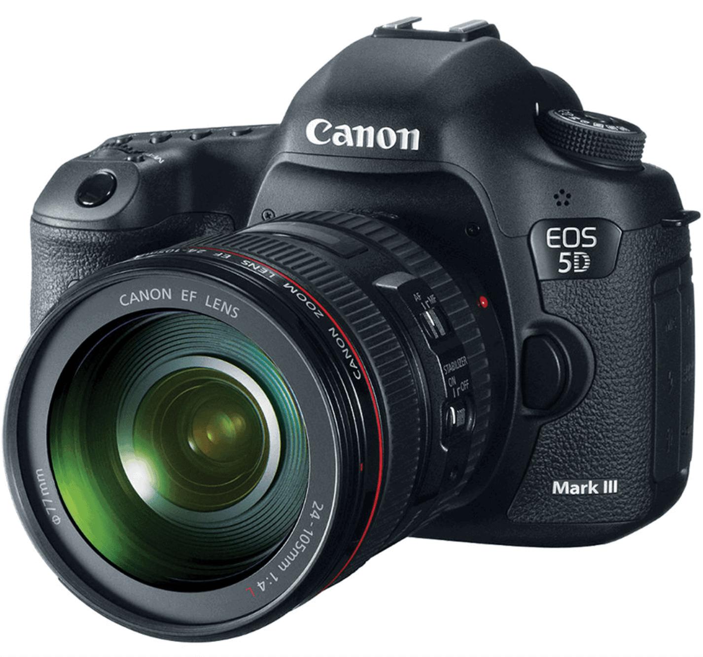 photography camera kit list