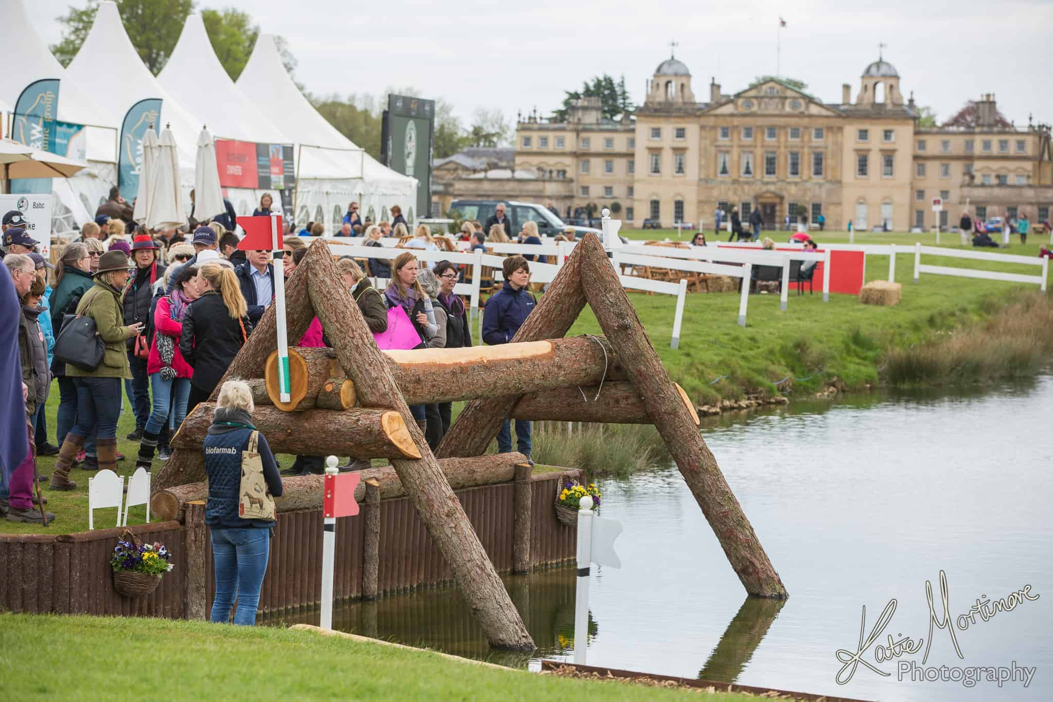 badminton horse trials the lake