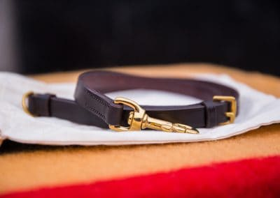 equestrian belt product photography