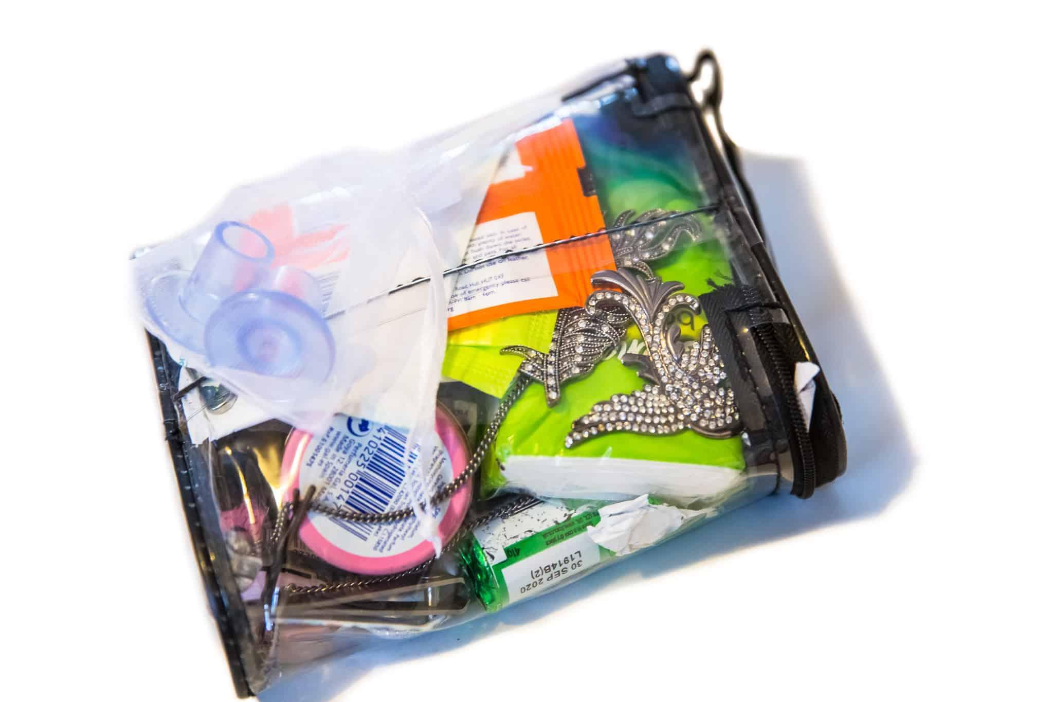 wedding survival kit bride essentials