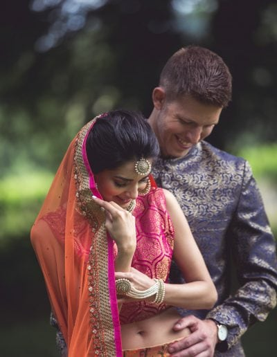 penton park andover hampshire multicultural asian wedding photography groom