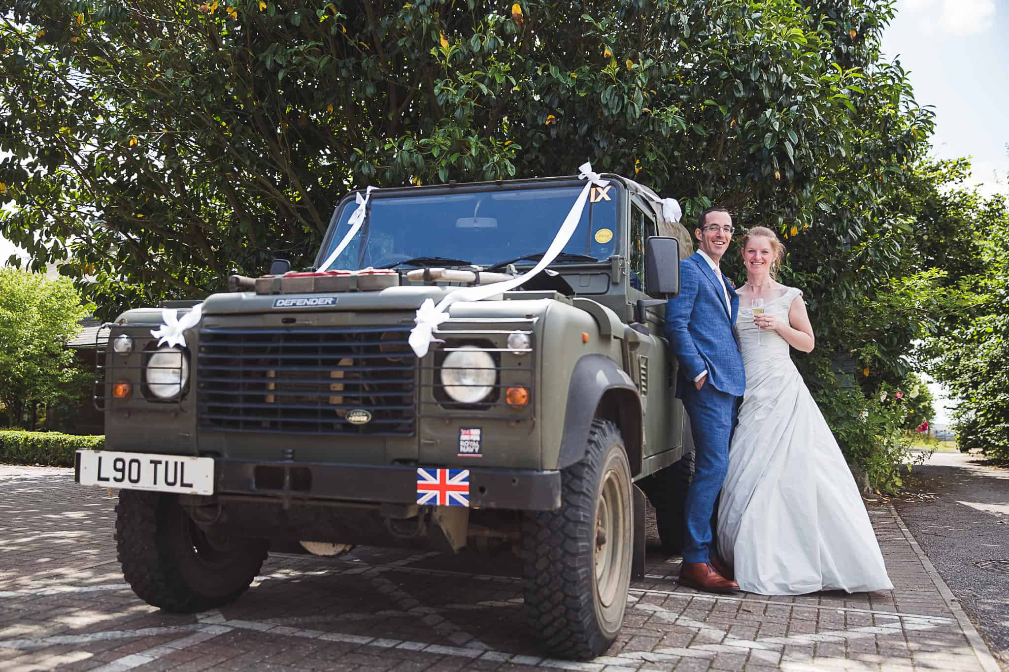 Fison Barn Wedding defender Earth Trust wittenham clumps