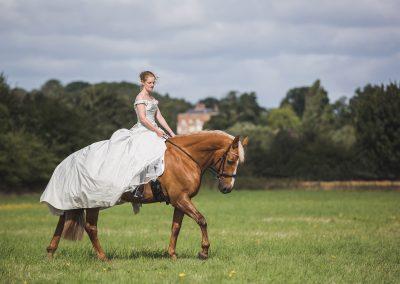 Vicky-Pete-cherish-dress-equine-canine-session-71 copy